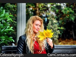 CelesteNymph's profile