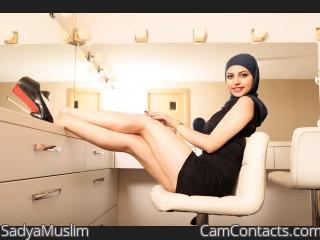 SadyaMuslim's profile