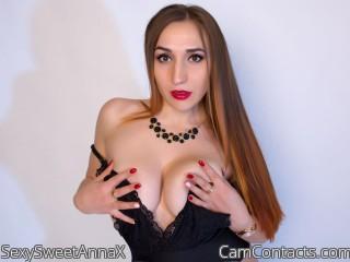 SexySweetAnnaX