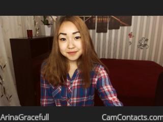 ArinaGracefull's profile