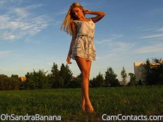 OhSandraBanana's profile