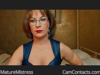 MatureMistress's profile