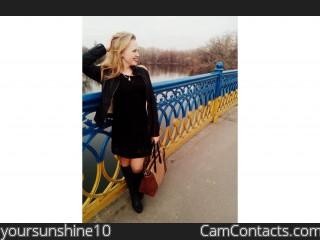 yoursunshine10