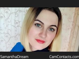 SamanthaDream