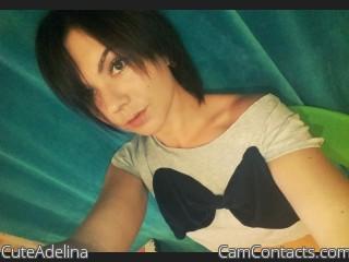CuteAdelina's profile