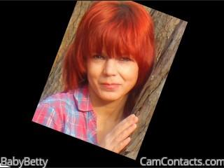 BabyBetty's profile