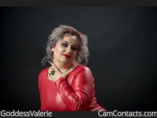 GoddessValerie's profile