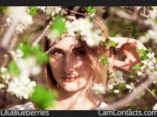 LiluBlueberries's profile