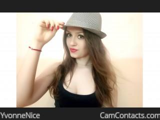 YvonneNice's profile