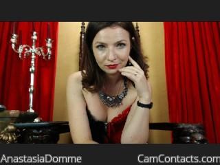 AnastasiaDomme's profile