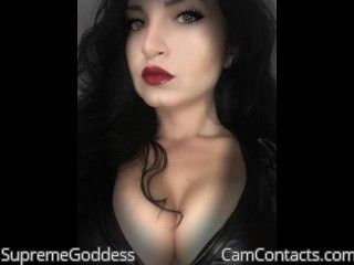 SupremeGoddess's profile