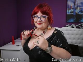 MarthaMills's profile