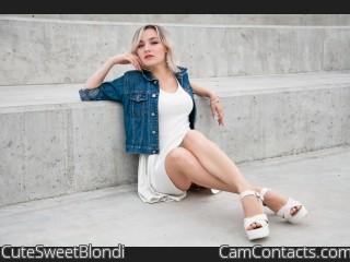CuteSweetBlondi