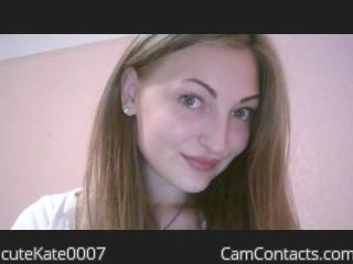 cuteKate0007's profile