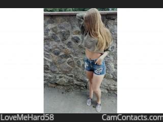 LoveMeHard58