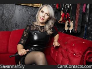 SavannahSly's profile