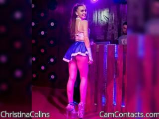 ChristinaColins's profile