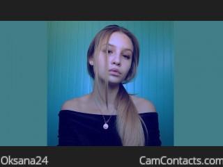 Oksana24's profile