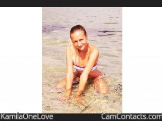 KamilaOneLove