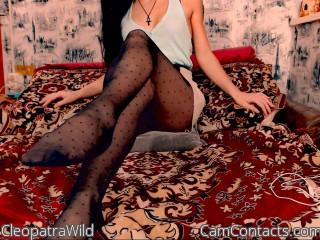 CleopatraWild's profile