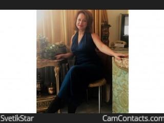 SvetikStar's profile