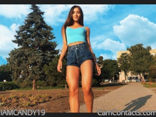 IAMCANDY19's profile