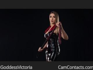 GoddessVictoria's profile