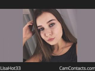 LisaHot33