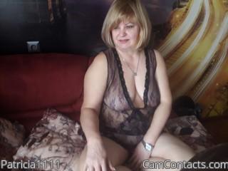 Patricia1111's profile