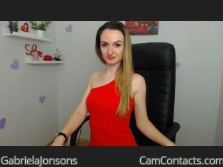 GabrielaJonsons