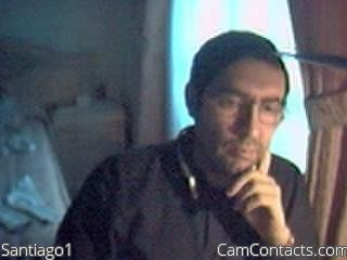 Start VIDEO CHAT with Santiago1