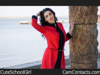 CuteSchoolGirl