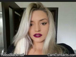 1MissBlackmail's profile