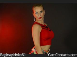 BaginayIrinka61's profile