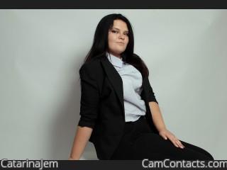 CatarinaJem's profile