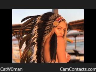 CatW0man's profile