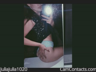JuliaJulia1020's profile