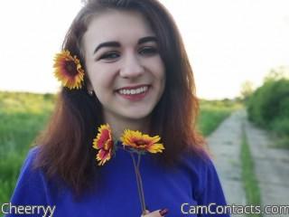 Cheerryy's profile