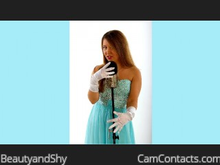 BeautyandShy