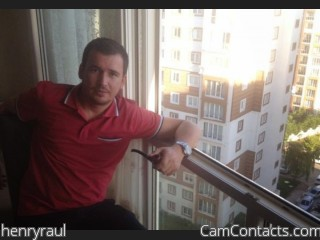 henryraul's profile