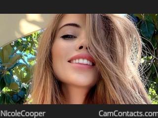 NicoleCooper's profile
