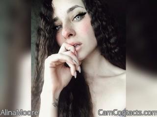 AlinaMoore's profile