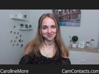 CarolineMore