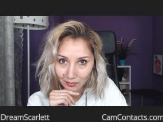 DreamScarlett's profile