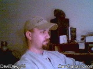 Start VIDEO CHAT with DevilDawg68