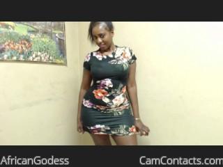 AfricanGodess's profile