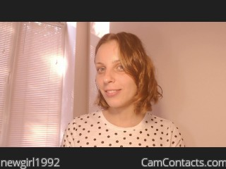 newgirl1992's profile