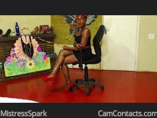 MistressSpark's profile