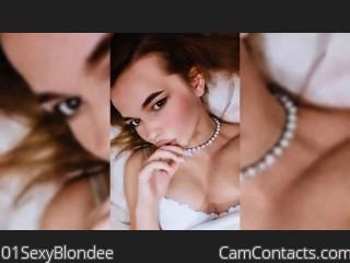 01SexyBlondee
