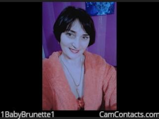 1BabyBrunette1's profile